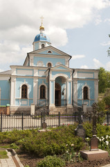 Vladimir Icon of Our Lady church