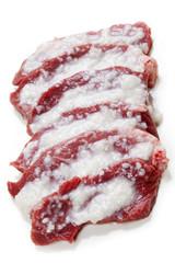 塩こうじを使った柔らか肉料理