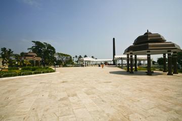 MGR memorial, Chennai, Tamil Nadu