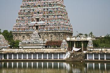 Chidambaram temple, Tamil Nadu