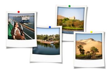 pêle-mêle croisière sur le Nil