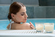 Thermal bath at spa club
