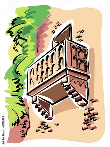 Verona (balcone di Giulietta)