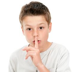 Ssh! Silence please.