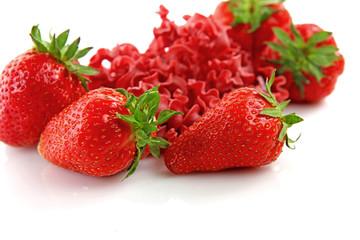Spezialität Erdbeernudeln 01