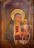 Rome -  holy Mary from Santa Maria sopra Minerva