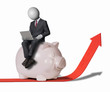 investing online Headman concept