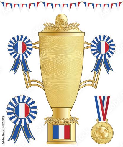 france football trophy