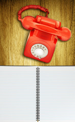 phone notepad
