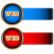 Two web icons