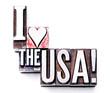 I Love the USA!