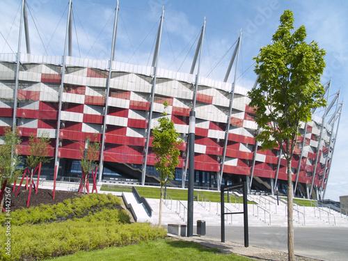 Stadion Narodowy, Warszawa, Polska