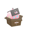 A New Home for sale or delivery in House Carton