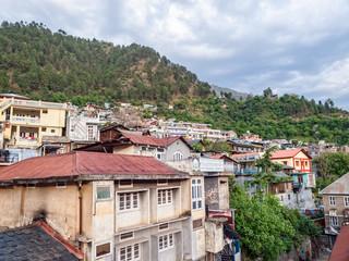 Chamba city - India