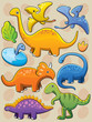 Dinosaurs Collection