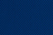Leinwanddruck Bild - Blue Athletic Jersey texture
