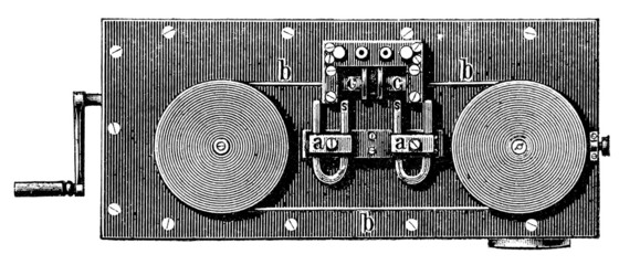 Marconi's Wireless Magnetic Detector