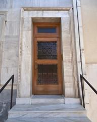 elegant house door