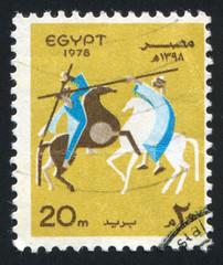 Tahtib Horse Dance