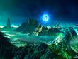 Alien World with Neutron Star