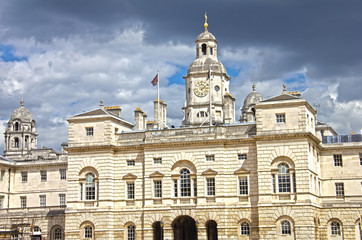 The Household Cavalry Museum in London, UK