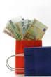 euro in tasche