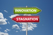 Innovation or stagnation?
