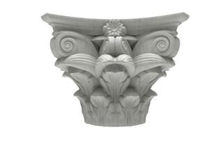 Capitello colonne, ordini e stili
