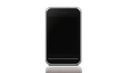 векторный смартфон