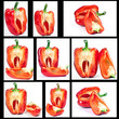 red pepper in the context of