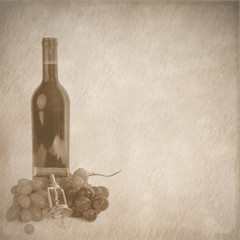 wein retro design