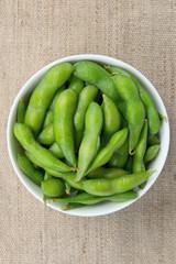 Edamame soy beans