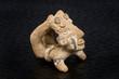 Pre Columbian acrobat made around 600AD.