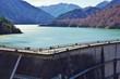 ARCHITECTURE Kurobe dam 黒部ダム
