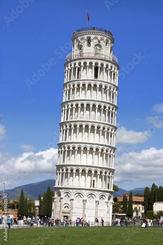 Pise - La tour penchée