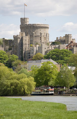 Windsor Castle and River Thames