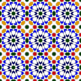 Mosaic in Islamic design
