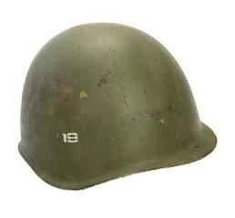 Casque soldat russe deuxième guerre mondiale
