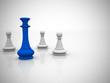 Leader - leadership illustration