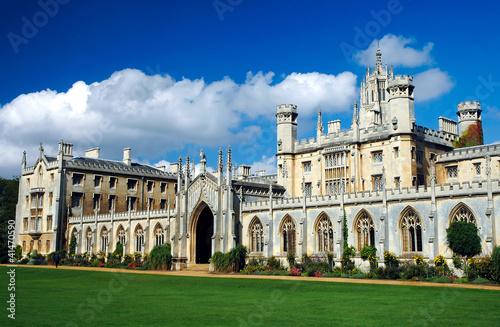 New Court in St John's College, Cambridge, United Kingdom - 41470590