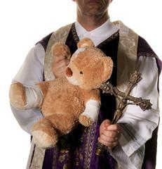 Symbol für Missbrauch in der katholischen Kirche