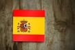zettl-brettl flagge spanien I