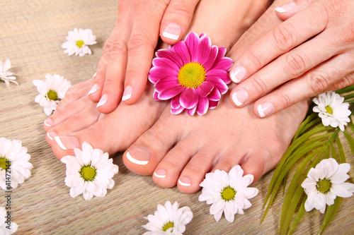 Hand- und Fußspitzen