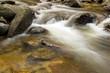 Beautiful water fall in thailand