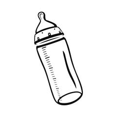 Nuckelflasche