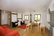 Wohnzimmer im Landhaus