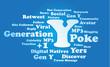 gen y - generation y