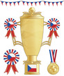 czech republic football trophy