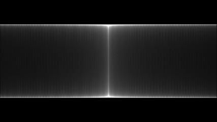 Film strip moving animation in black