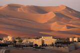 Fototapety Abu Dhabi's desert dunes
